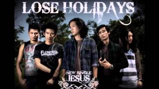 Lose Holidays  I don't wanna lose you (Audio)