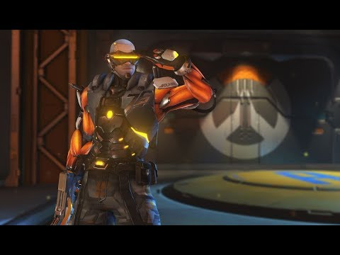 Protect The President | Overwatch Competitive | Gameplay #23