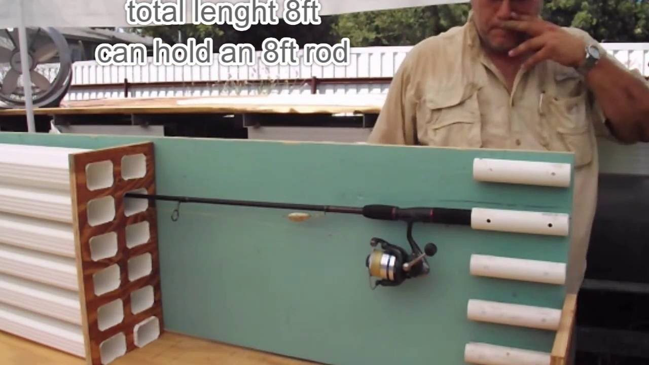 Pontoon Upgrade Prt 2 Rod Locker And Live Well