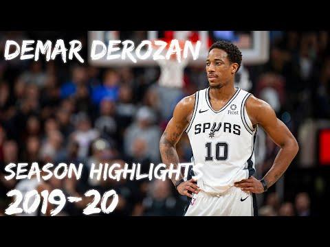 DeMar DeRozan 2019-20 Season Highlights | Elite Footwork!