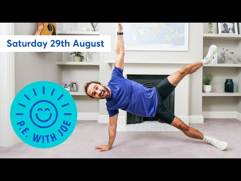 Pe with joe | the reunion | saturday 29th august | the body coach tv mp3