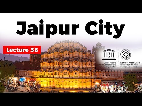 UNESCO World Heritage Site, Jaipur City founded by Sawai Jai Singh II, Vedic architecture #38