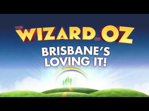 Wizard of Oz is now at QPAC!
