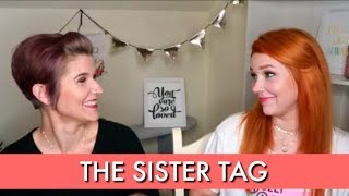 Video THE SISTER TAG | ft. This Gathered Nest | Joyful Chaos download MP3, 3GP, MP4, WEBM, AVI, FLV September 2017