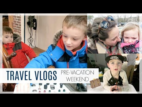 Travel Vlog | Pre Florida Vacation Weekend in Halifax