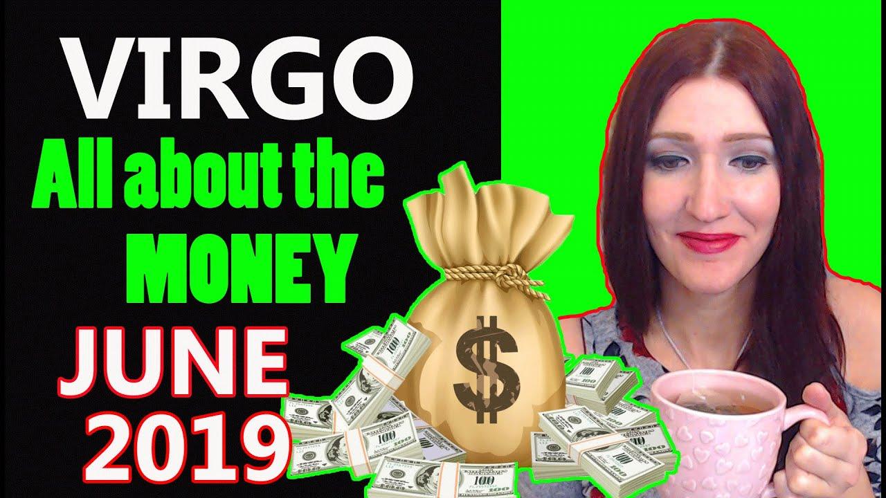VIRGO Monthly Money