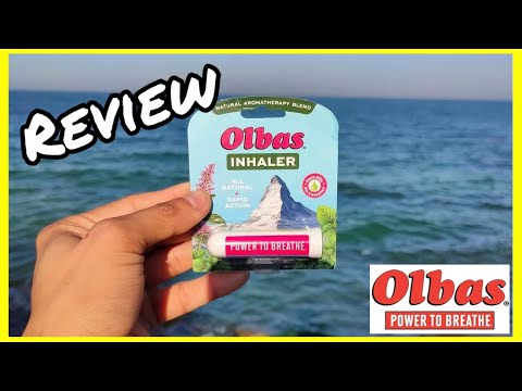 Olbas Remedies Inhaler REVIEW