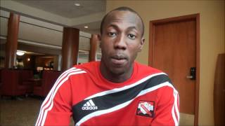 Post Match - T&T players react after Panama draw and look ahead to Honduras