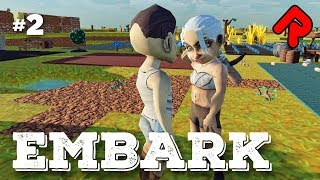 EMBARK: Birth of a New Colonist! | Let's play Embark 0.5 gameplay ep 2