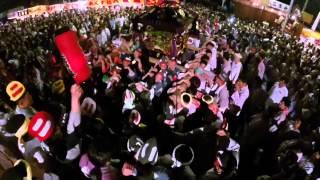 【あきる野市】あきる野三大まつり2014(二宮神社例大祭)