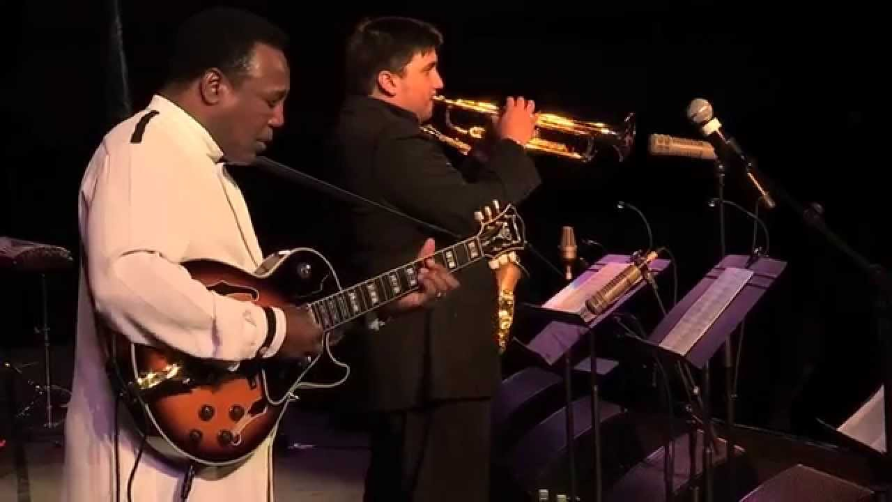 "International #JazzDay | Herbie Hancock and George Benson: ""Walkin'"""