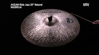 "Ride Jazz 20"" Natural Video"