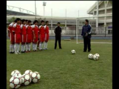 Viet Nam foodball trainning (Huấn luyện Bóng đá Việt Nam)