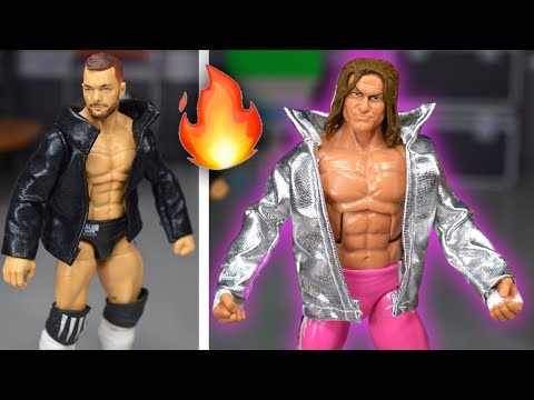 EPIC WWE ACTION FIGURE CLOTHING! + WHERE YOU CAN GET IT!
