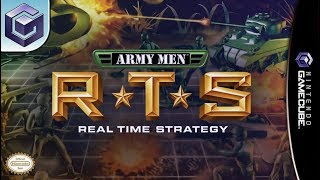 Longplay of Army Men: RTS