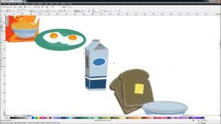 (Eski) Corel Dersleri - 3 - Çizim Araçları / Designus.net