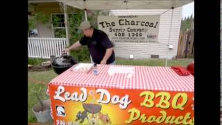 Backyard Bbq Series, Season 4: Bacon Wrapped, Cream Cheese Stuffed Chicken Breasts