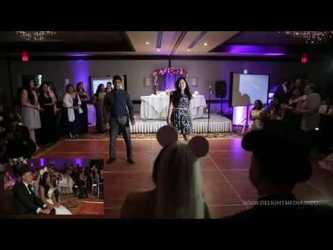 kristine-&-bryan:-disney-wedding-surprise