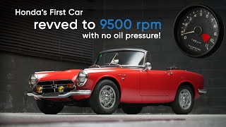 Honda S500 / S600 / S800: the highest-revving sports car | Revelations with Jason Cammisa | Ep. 04