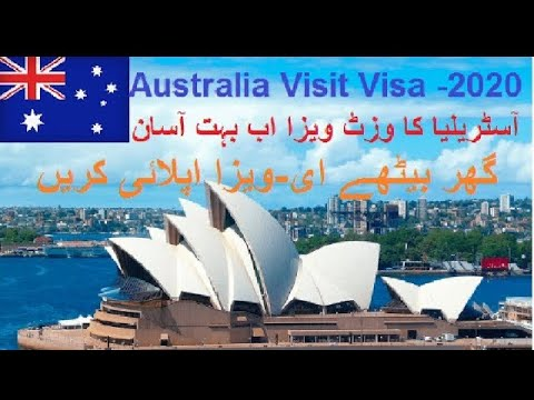 AUSTRALIA TOURIST VISA 2020, How To Apply Australia Visitor Visa , #subclass600, #australiavisa2020,