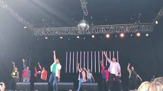 Madhouse Dance Performance   Auckland Diwali Festival 2017