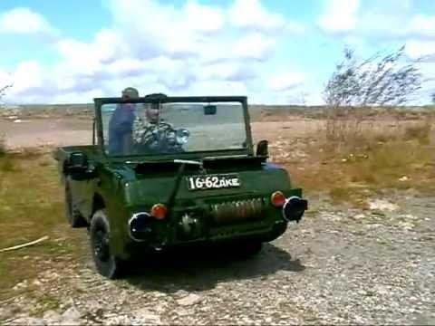 1974 ЛуАЗ 969 - с консервации, родная краска - АвтоГурман