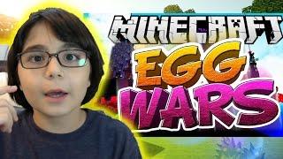 Minecraft EGG WARS ( Baran Kadir Tekin )