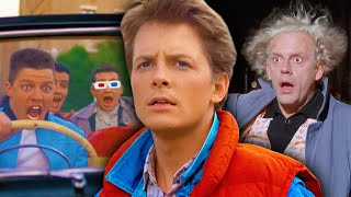 *BACK TO THE FUTURE* WAS SHOT IN ONE TAKE (REACTIONS)