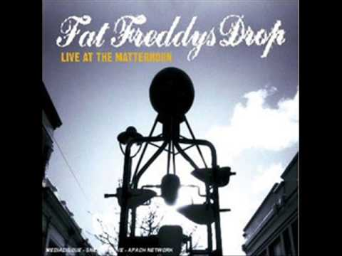 FAT FREDDY'S DROP -This Room-