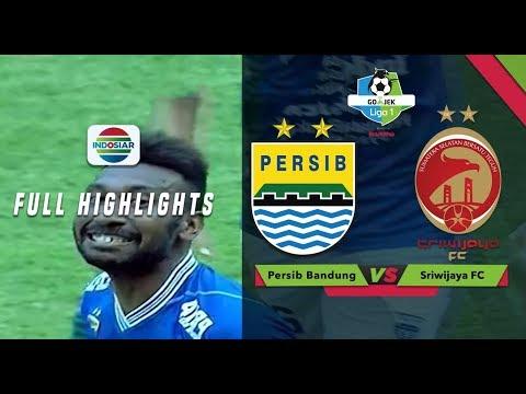 Persib Bandung (2) vs (0) Sriwijaya FC - Full Highlights | Go-Jek Liga 1 Bersama Bukalapak