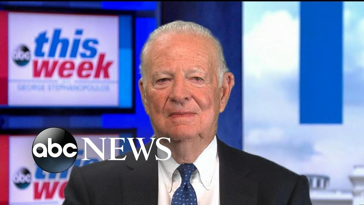 James Baker remembers George H.W. Bush's 'consequential presidency'
