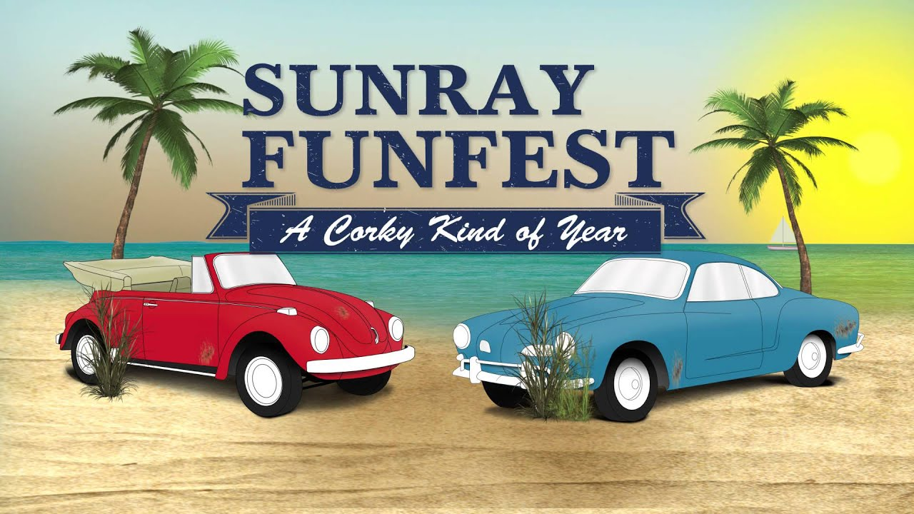 Funfest for Air Cooled VW 2016 Sunray Funfest