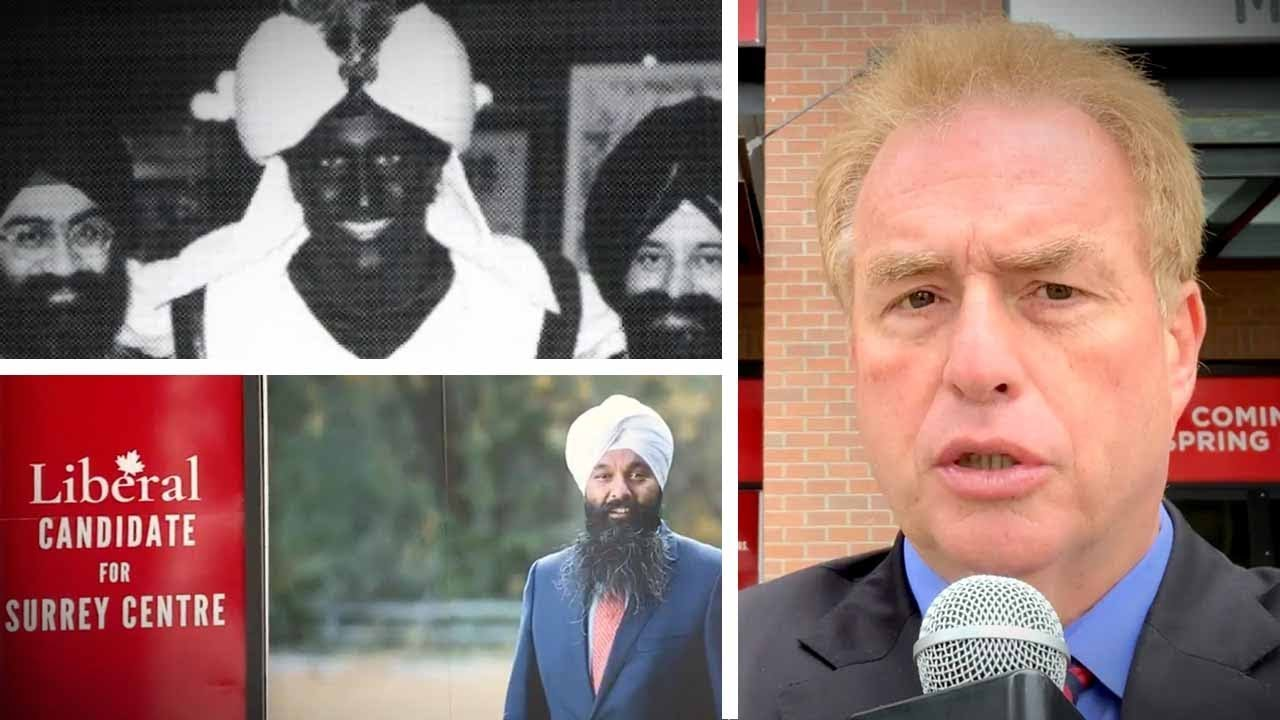 Liberal MP Randeep Sarai's last word on Trudeau's blackface: Justin has full support | Dav