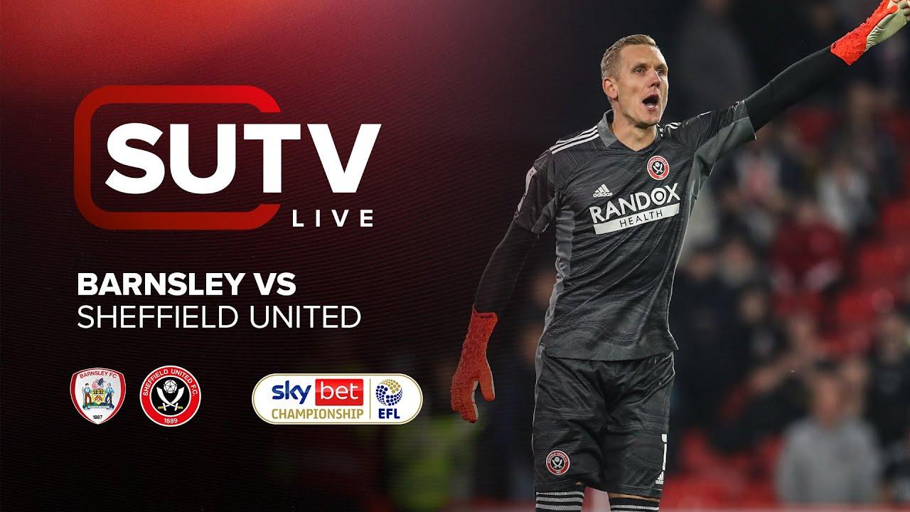 Download SUTV Live   Barnsley Vs Sheffield United   Pre Match Show with Paul Walker & Rob Kozluk