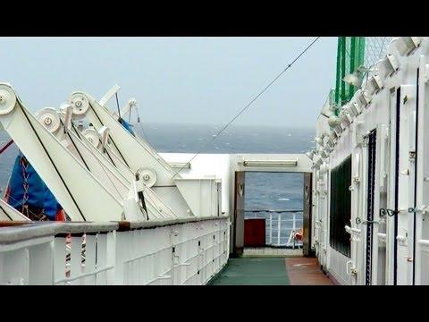 Tag45 Kreuzfahrtschiff im Sturm Zyklon mitten im Pazifik - ReiseWorld Erlebnisbericht