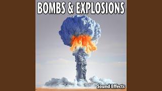 Building Explosion with Debris