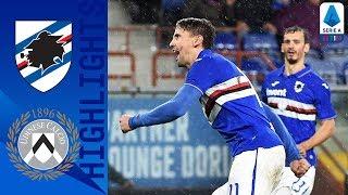 Sampdoria 2-1 Udinese | Ramirez-Gabbiadini, Ranieri trova i 3 punti | Serie A