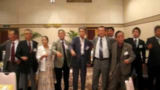 早稲田大学校歌いわき大会【2009福島県支部総会】