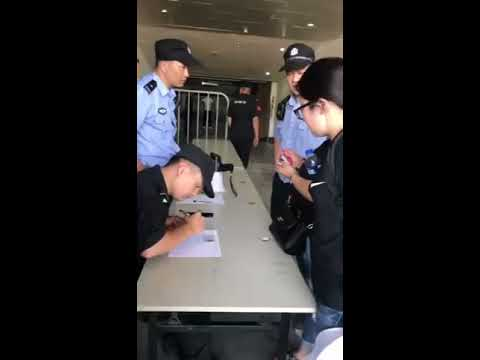 P2P杭州维权被警察殴打