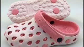 Crocs женские сандали Крокс обувь из Китая Обзор Распаковка