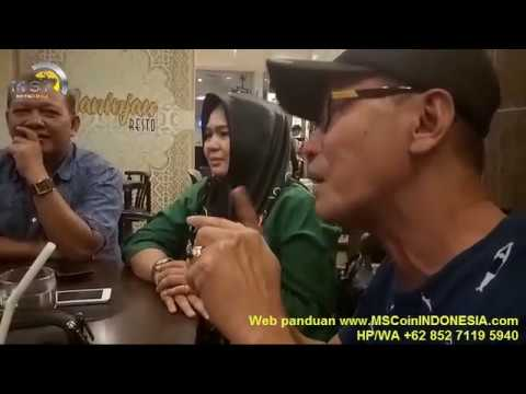 """MS Coin"" Table Talk MSI Di KOTA MEDAN - INDONESIA Part 2"