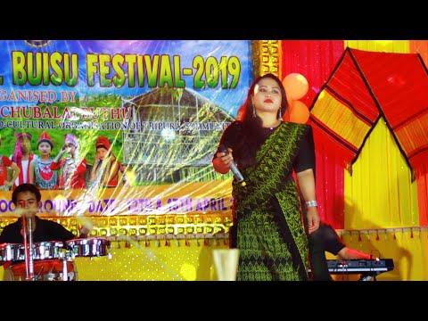 Kudukma Jora//Sabitri Zamatia//A Kokborok Song -Buisu Festival 2019