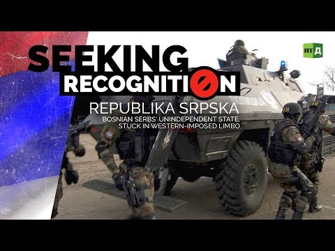 Republika Srpska. Bosnian Serbs' unindependent State, stuck in Western-imposed limbo