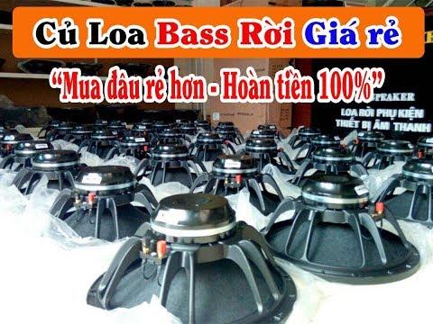 1000 Chiếc Bass Rời 40 Coill 76 Nhập Khẩu Giá Rẻ