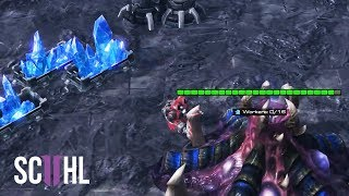 TENSE Terran vs Zerg - Starcraft 2: Serral vs Bunny