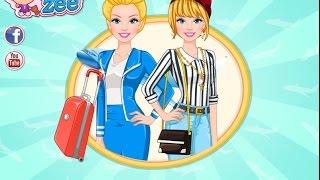Video Game - Ellie Flight Attendant In Paris - Cutezee.com(Play the game here: http://www.cutezee.com/play/barbie-flight-attendant-in-paris Join us on Facebook: https://www.facebook.com/CutezeeGames?ref=hl Follow ..., 2016-02-18T08:23:19.000Z)