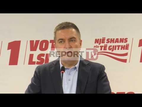 Report TV - Luan Rama: Policia mbron strukturat kriminale në Lezhë
