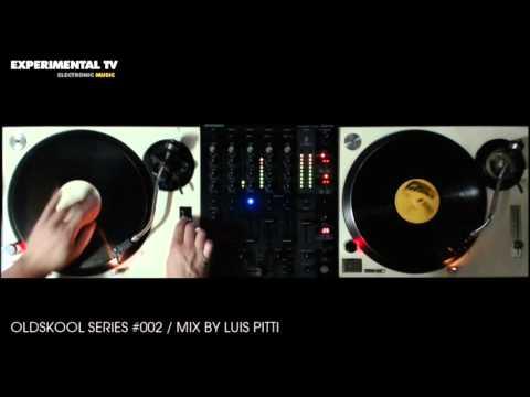 OLDSKOOL SERIES #002 MIX BY LUIS PITTI (VINYL SET) HD