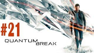 Quantum Break #21 - Episode 4: Das Rettungsbootprotokoll! - [ Deutsch   Gameplay   Let