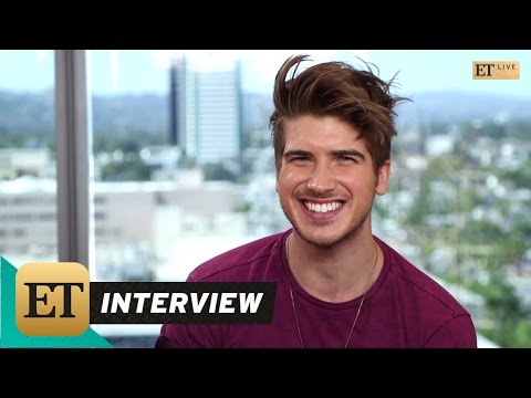 ET Interview: Joey Graceffa Talks New Book, Biggest Hair Color Regret